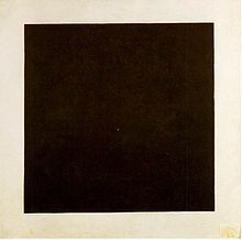 Black Square by Kazimir Malevich